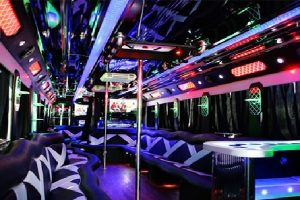 Party Bus Lounge